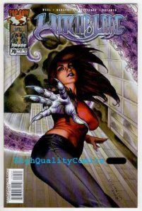 WITCHBLADE #70, NM+, Joseph Linsner, Femme Fatale, 2003, more JML in store