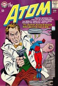 The Atom #15 (ungraded) stock photo / SCM