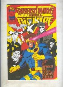Universo Marvel numero 01: Ciclope