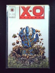 X-O Manowar #10 (1992)