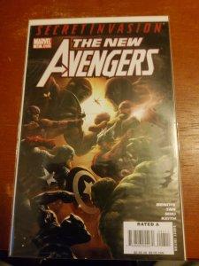 New Avengers: Secret Invasion #2 (2009)