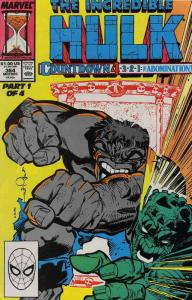 Incredible Hulk, The #364 VF/NM; Marvel | save on shipping - details inside