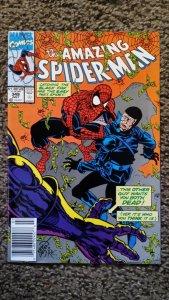 The Amazing Spider-Man #349 (1991) VF-NM