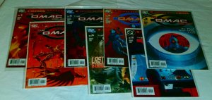OMAC Project   vol. 1   #1-6, Special #1 (cmplete set of 7)