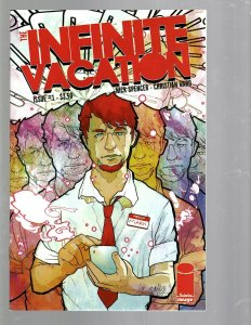 11 Image Comics The Infinite Vacation #1 2 3 4 5 Bedlam #1 2 3 4 5 6 J446