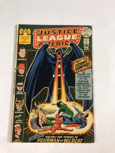 Justice League Of America 96 5.0 Vg/fn Very Good / Fine Dc Silver Age