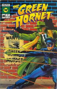 Green Hornet, The (Vol. 2) #20 VF/NM; Now   save on shipping - details inside