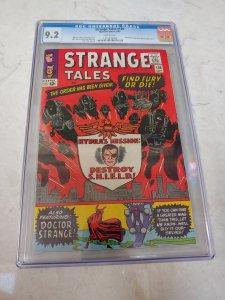 Strange Tales #136 CGC 9.2 (1965) DORMAMMU ISSUE! HIGH GRADE!