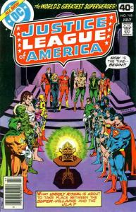 Justice League of America #168 FN; DC | save on shipping - details inside