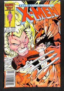 The Uncanny X-Men #213 (1987)