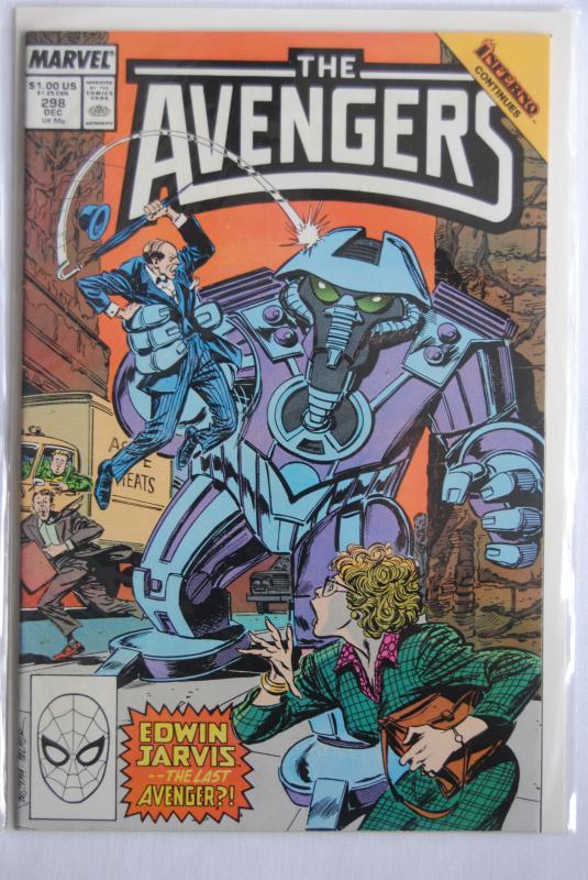 The Avengers, 298