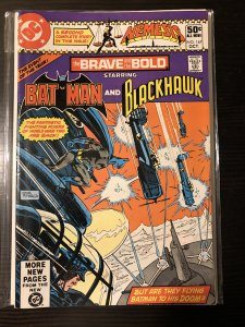 The Brave and the Bold #167 FN/VF DC comics