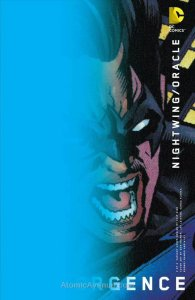 Convergence: Nightwing and Oracle #2A VF; DC   save on shipping - details inside