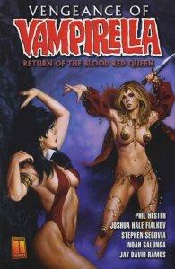 Vengeance of Vampirella: The Return of the Blood Red Queen TPB #1 VF; Harris | s