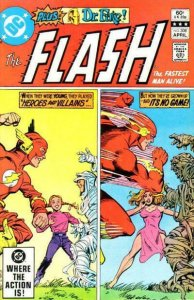 Flash, The (1st Series) #308 VF/NM; DC   save on shipping - details inside