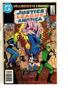 10 Justice League DC Comic Books # 225 226 227 228 229 230 231 232 238 239 J323