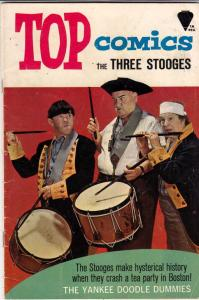 Three Stooges, The #55 (Jan-72) FR/GD Affordable-Grade Larry, Moe, Curly-Joe