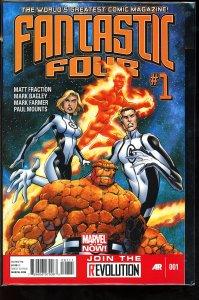 Fantastic Four (DE) #1 (2013)
