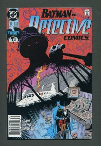 Detective Comics #618 / 9.2 NM-  Newsstand    July 1990