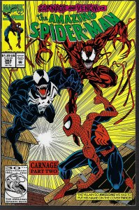 Amazing Spider-Man #362 (Marvel, 1992) NM