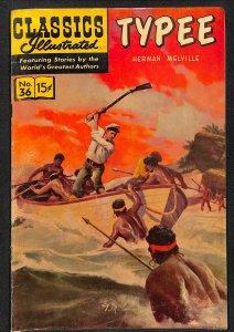 Classics Illustrated #156 (1960)