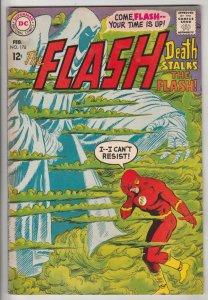 Flash, The #176 (Feb-68) NM- High-Grade Flash