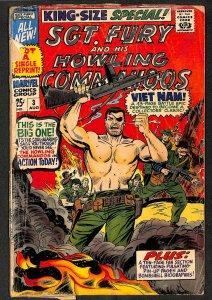 Sgt. Fury Annual #3 (1967)