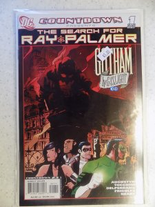 COUNTDOWN SEARCH FOR RAY PALMER GOTHAM BY GASLIGHT # 1