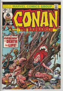 Conan the Barbarian #41 (Aug-74) VF/NM High-Grade Conan the Barbarian