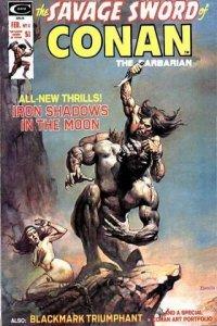 Savage Sword of Conan (1974 series) #4, VF- (Stock photo)
