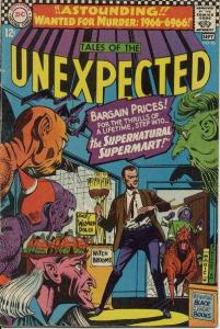 Tales of the Unexpected (1956 series) #96, VG (Stock photo)