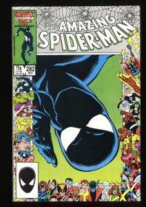 Amazing Spider-Man #282 NM- 9.2 Marvel Comics Spiderman