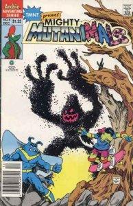 Mighty Mutanimals (1992 series) #6, NM- (Stock photo)