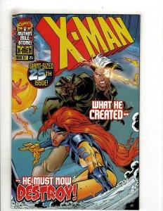 X-Man #25 (1997) OF31