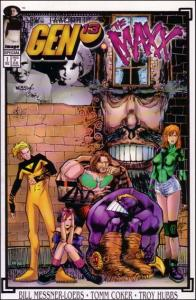 Image GEN13/MAXX ONE SHOT #1 NM