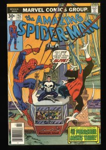 Amazing Spider-Man #162 VF/NM 9.0 Punisher!