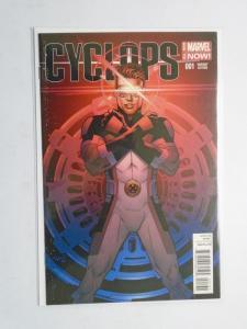 Cyclops #1 B 2nd Series 6.0 FN (2014)