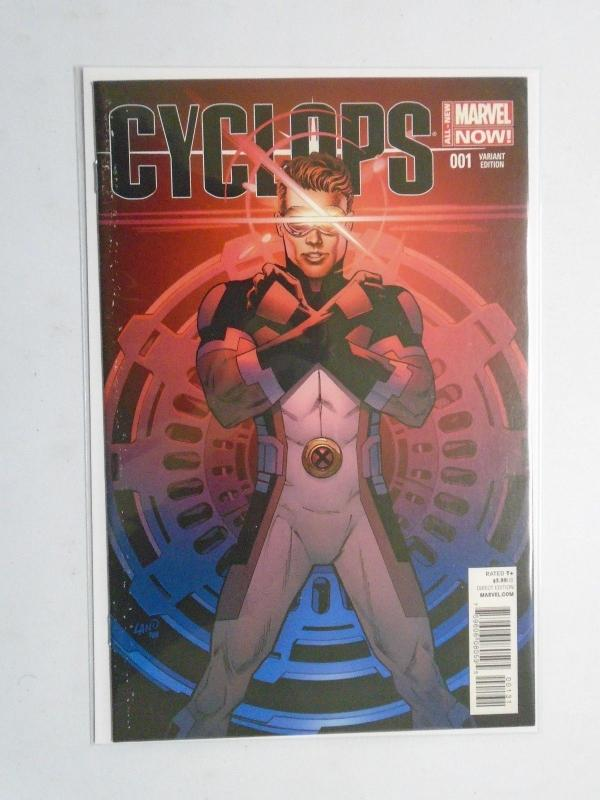 Cyclops (2014 2nd Series) #1B - 6.0 - 2014