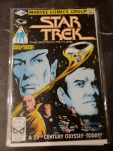 STAR TREK #1 STAR STUDDED FIRST ISSUE