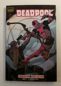 DEADPOOL: DARK REIGN VOL.2 HARD COVER GRAPHIC NOVEL MARVEL PREMIERE EDITION NM