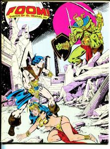 FOOM #20 1978-Marvel-John Carter of Mars-fanzine-Marvel Comics info-VF