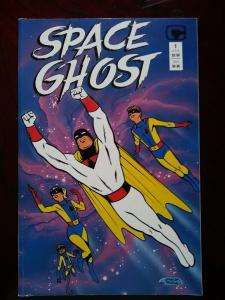 SPACE GHOST #1 (1987) Comico MARK EVANIER -STEVEN RUDE HANNA-BARBERA