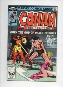 CONAN the BARBARIAN #118 119 120  VF Buscema, Chan, Howard, 1970 1981