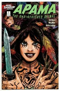 Apama The Undiscovered Animal #5 Cvr B (Hero Tomorrow Comics, 2018) NM