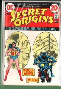 Secret Origins #3 (1973)