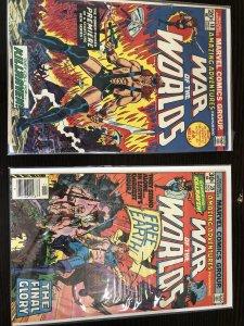 Amazing Adventures #18 & 39 1st Killraven