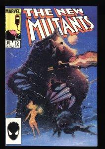 New Mutants #19 NM+ 9.6