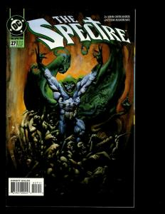 12 The Spectre DC Comics # 24 25 26 27 28 29 30 31 32 33 34 Annual 1  GK20