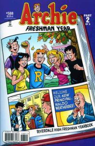 Archie #588 VF/NM; Archie | save on shipping - details inside
