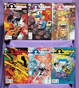 Anderson Gabrych Superman THE OMEGA MEN #1 - 6 Henry Flint (DC, 2007)!
